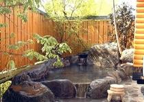 「柊」専用の露天風呂