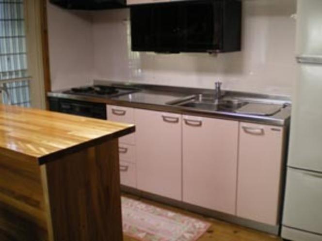 花梨キッチン