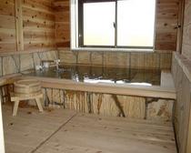 「花水季」の内風呂