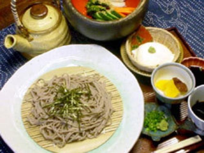 お食事処「山の音」お蕎麦