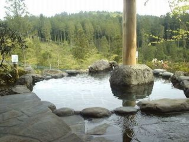 「紗羅の木」の専用露天