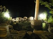 夜の紗羅の露天