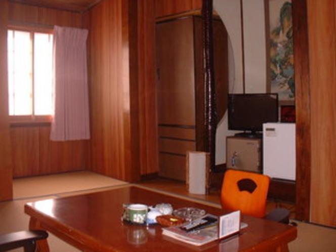 和室6帖のお部屋