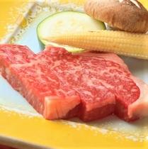 垰下牛は噛めば噛むほど旨味が口いっぱいに広がります。