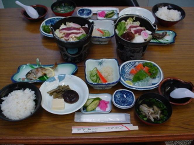 御夕食(例)