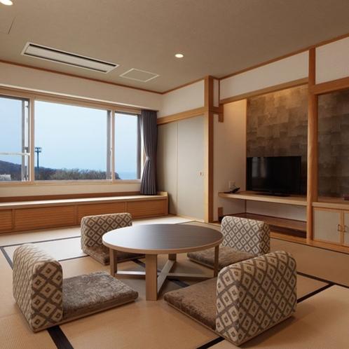 【客室】ナチュラル和室の一例