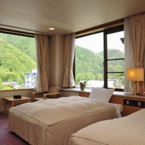 ■和洋特別室■『花の間』寝室
