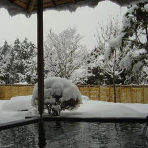雪見露天風呂「乙姫」