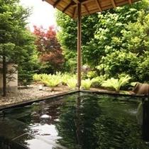 庭園露天風呂「乙姫」