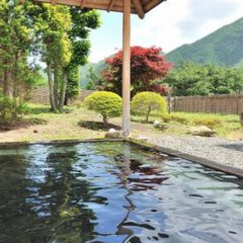 庭園露天風呂「浦島」