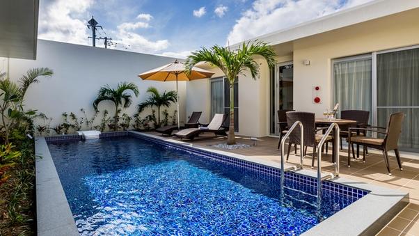 Ocean Villa《6〜8名》 1室料金