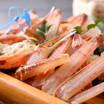 津居山蟹のカニ鍋