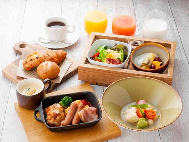 朝食イメージ(洋食セットメニュー)