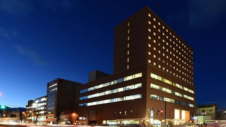 ようこそ_HOTEL SANKYO  FUKUSHIMAへ