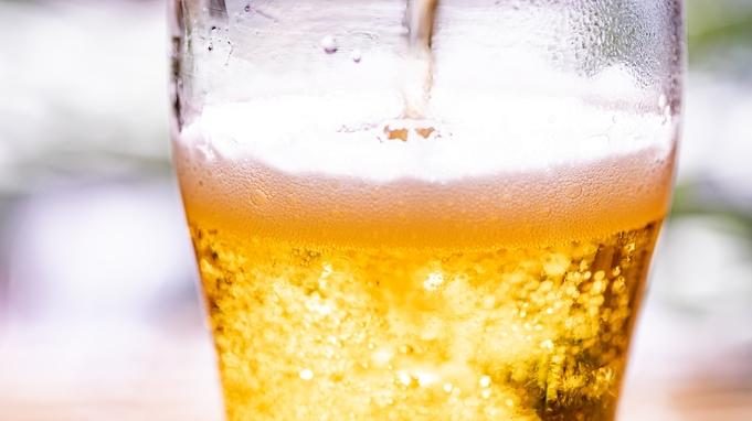 《期間限定★生ビール付き!》リーズナブルで大人気★ご夕食はボリューム満点の日替わり定食☆1泊2食付