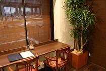 館内 和食レストラン希星(きら)
