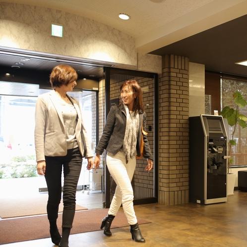 楽しい鳥取旅を♪鳥取駅から徒歩7分!
