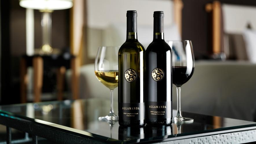 アラマンダオリジナルワイン