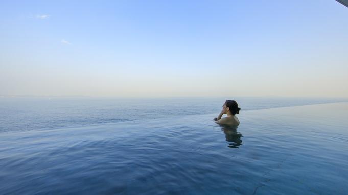 【4大特典付】熱海後楽園ホテルおすすめ♪AQUA SQUARE 楽旅プラン・ブッフェ