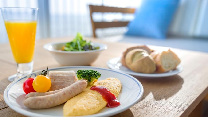 レストラン「HARBOR'S W」朝食イメージ