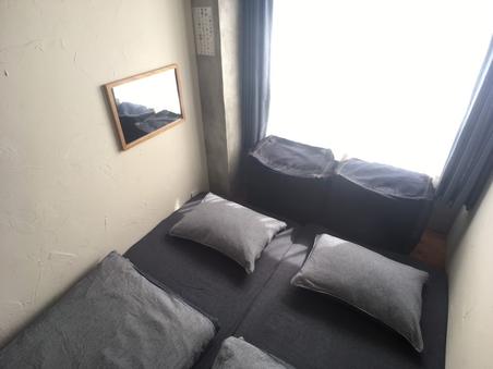 壁薄い202 シングルorツインルーム