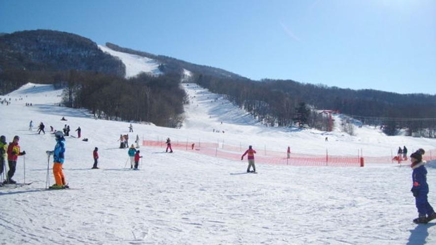 *カムイスキーリンクス/道北最大級のスキー場でこどもゲレンデあり♪
