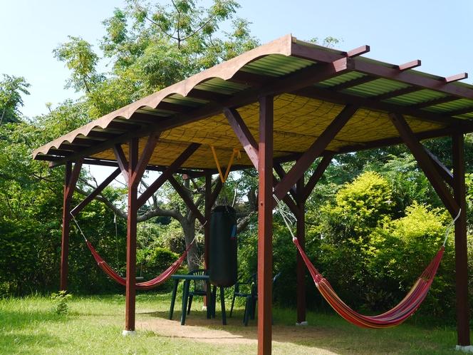 サンドバック ガーデン