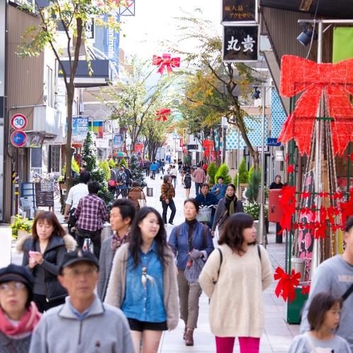 ◆ー竪町ストリートー◆