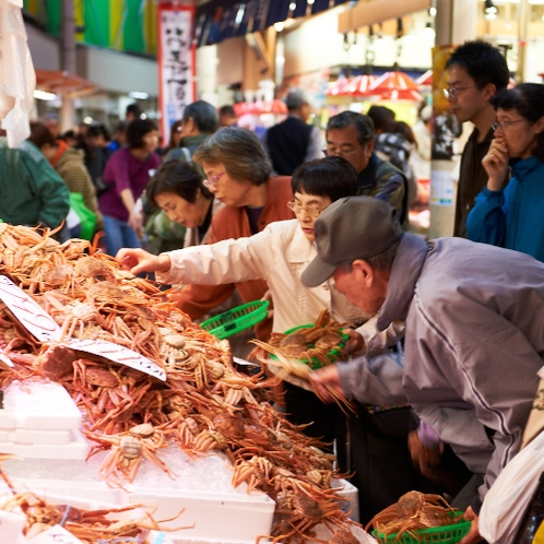◆ー近江町市場ー◆