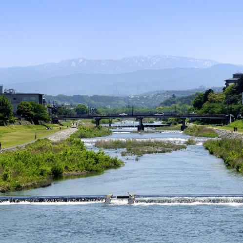 ◆ー犀川ー◆