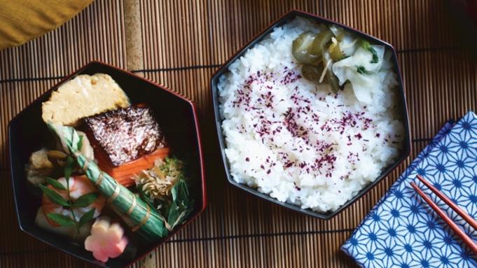 【仕出し朝食付きプラン】 町家までお届け 京都料亭がプロデュース!本格仕出し朝食
