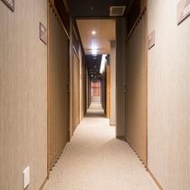 ■キャビンスペース 廊下