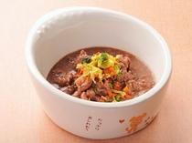 ※わんちゃん用メニュー※ 【馬肉のスープ煮込み】