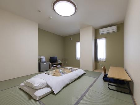 和室8畳【禁煙】【アウトバス・トイレ】