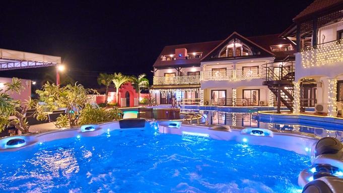 【The Pool Resort Villa 一期一会】スタンダードプラン