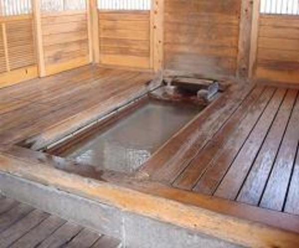【こんばいろの湯】那須湯本の温泉神社の入り口にある無料の足湯♪ 当館からお車で約5分