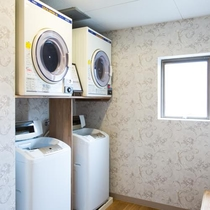 ◆コインランドリー◆ 洗濯機無料 乾燥機は30分100円です!