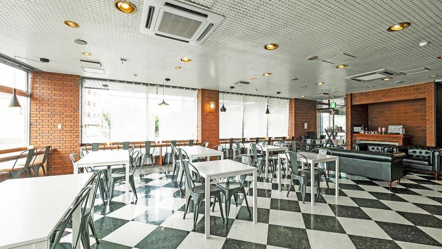 レストラン※現在感染症対策に伴い一部規模を縮小しております。