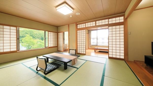【本館】角部屋特別室(24畳)
