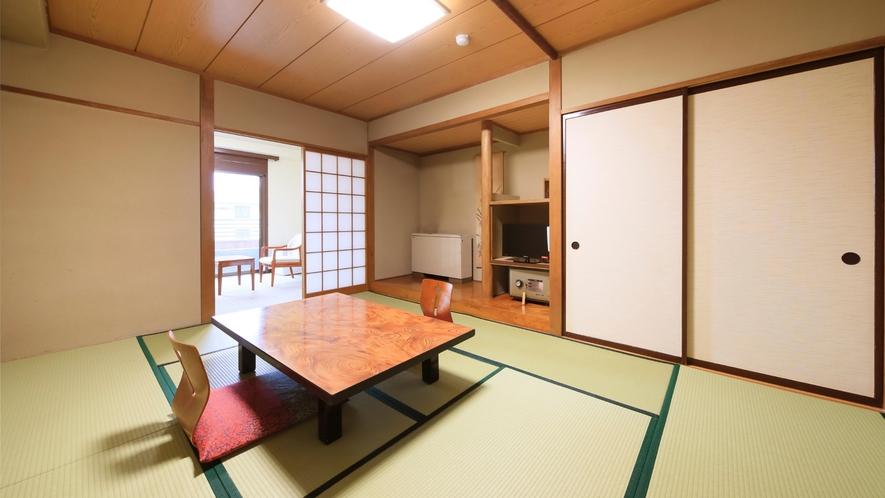 愛山荘和室