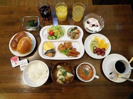 【朝食バイキング無料】 【信州朝ごはん】