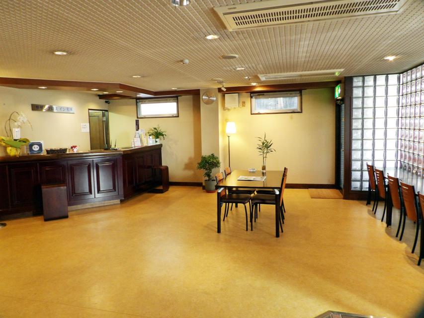 ホテルロビー・フロント