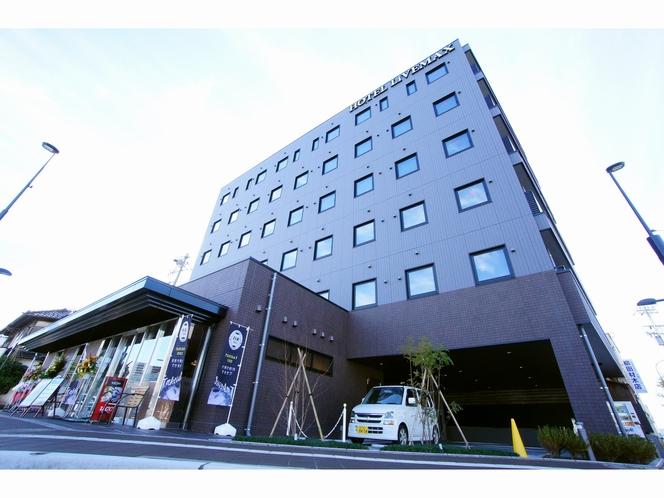 ◆ホテルリブマックス金沢駅前 外観◆