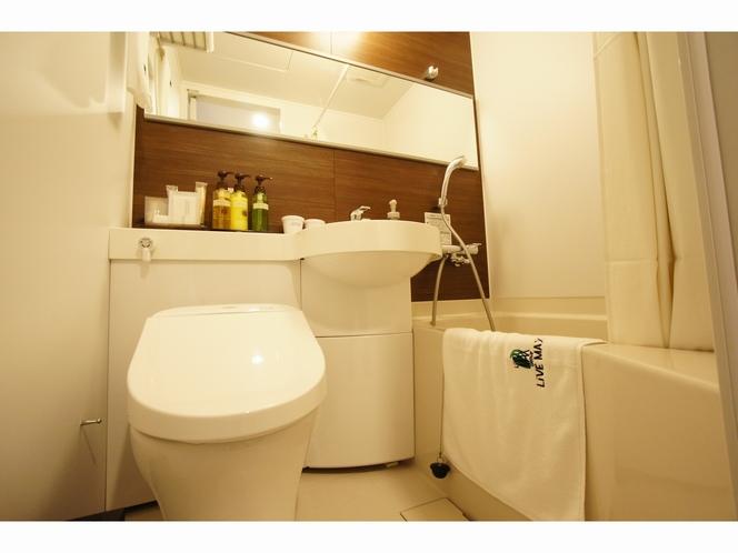 ◆バスルーム(シングルルーム)◆