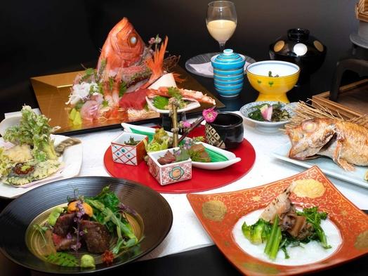 【新登場】**新潟食三昧**プラン 『日本海の幸と山の幸』を存分にお楽しみください♪