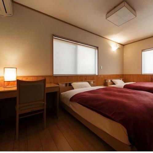 特別室A:ベッドルーム
