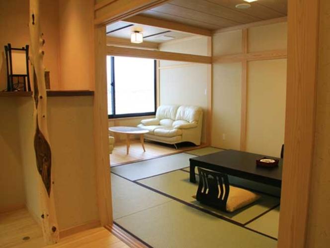 特別室B:心温まる和の空間、昔懐かしい気持ちにしてくれる隠れ家