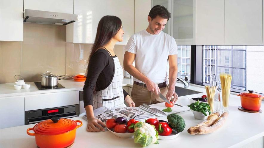 [客室イメージ]キッチン