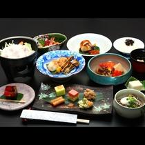 ■地元食材を味わうスタンダードコース