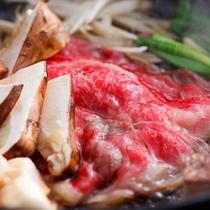 淡路牛のすき焼き(イメージ)